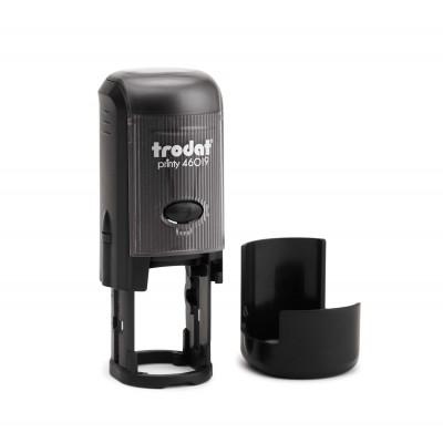 Αυτομελανούμενη σφραγίδα TRODAT 46019, Διάμετρος αποτυπώματος 19mm