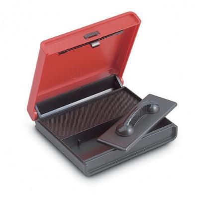 Σφραγίδα τσέπης Vienna 9012, Σφραγίδα 2-5 σειρών. - Διάσταση αποτυπώματος 54 Χ 18 mm.